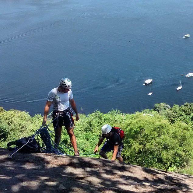 Hiking, Rappel anda Climbing in Rio de Janeiro