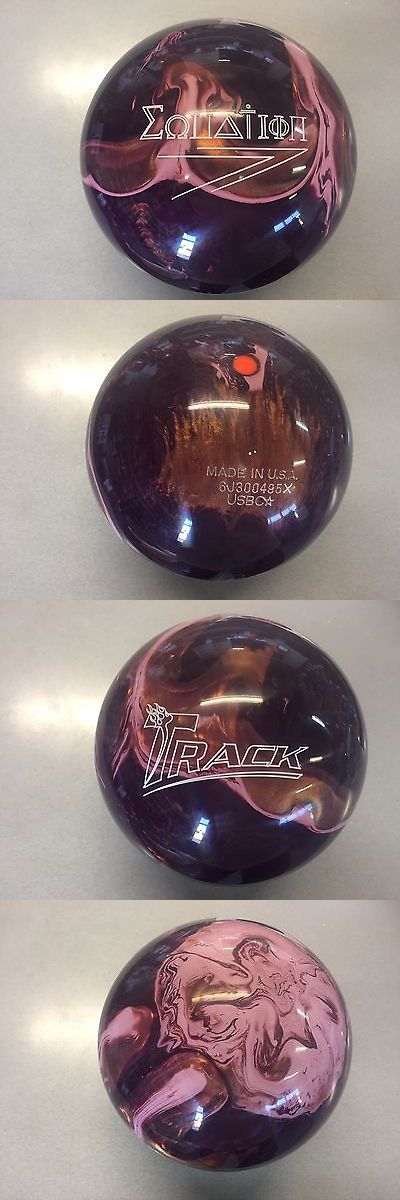 Balls 36105: Track Equation Bowling Ball 16 Lb Brand New In Box!!! Very Rare BUY IT NOW ONLY: $109.95
