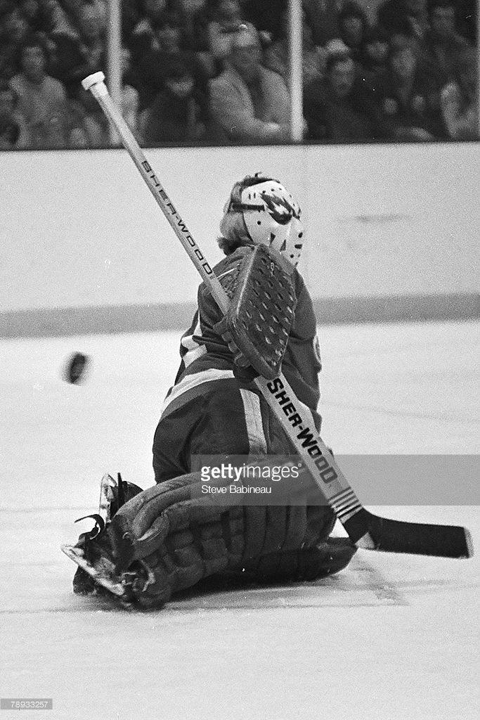 Pin By Rick Abbatiello On Kick Save And A Beauty Hockey Goalie