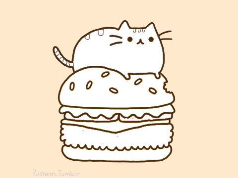 1000 ideas about pusheen birthday on pinterest pusheen for Fat cat coloring pages