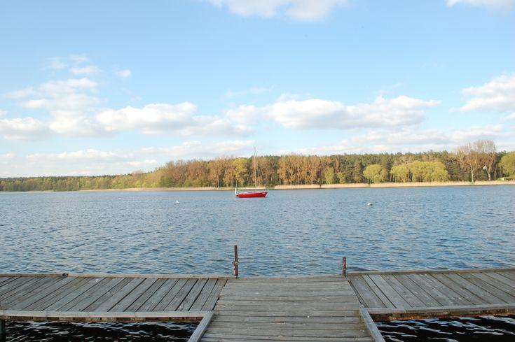 Jezioro Łódzko-Dymaczewskie, Wielkopolski Park Narodowy, Polska