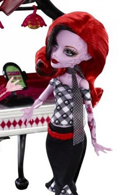 """Operetta"" Monster High Doll"