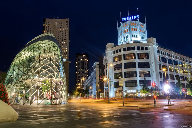 Eindhoven by Night