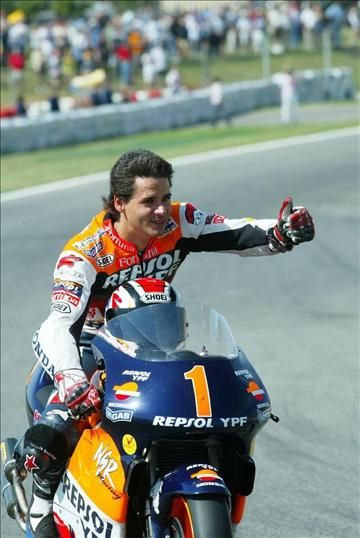 1999 - Alex Criville