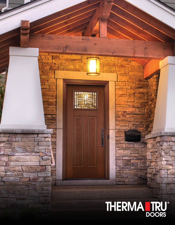 1000 images about fiber classic mahogany collection on for Therma tru garage doors
