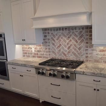 Kitchen Back Splash best 10+ kitchen brick ideas on pinterest | exposed brick kitchen