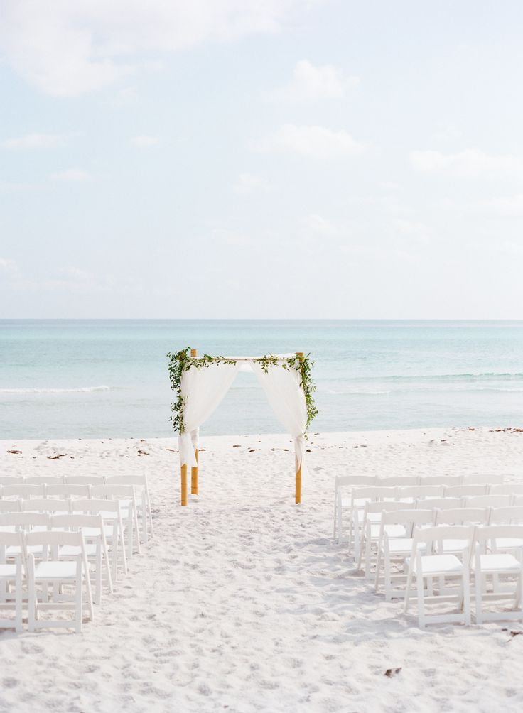 Intimate Florida Beach Destination Wedding 35 Best Images On Pinterest Weddings