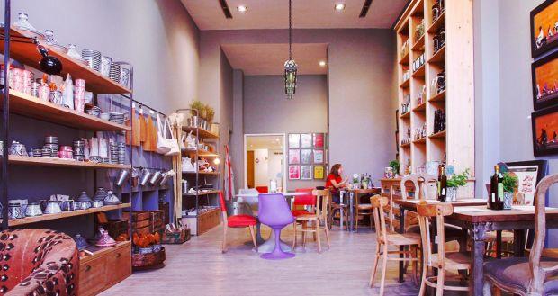 Au kaowa le restaurant attenant au concept store 33 for Atelier cuisine marrakech