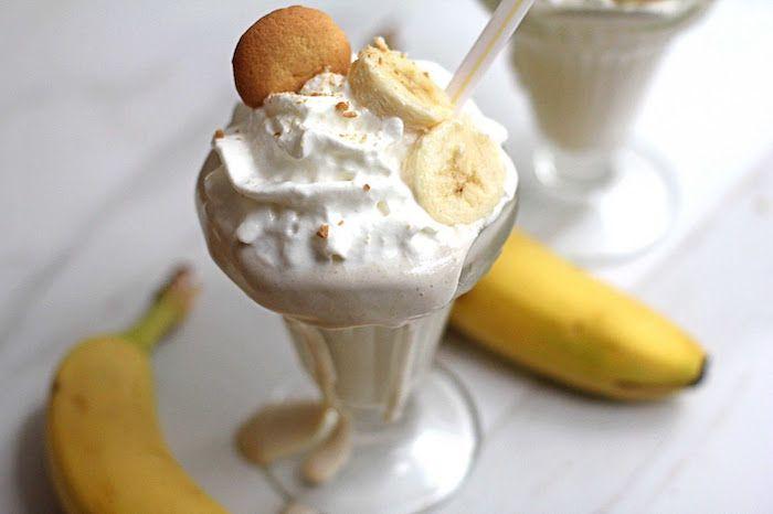 Gelato di banane