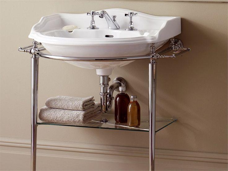 Consolle lavabo in stile classico BOSTON by Devon