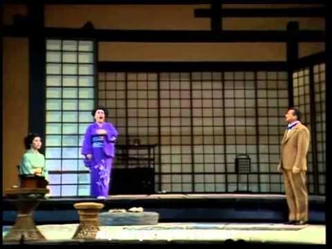 Madame Butterfly   Ópera completa, subtitulada en español