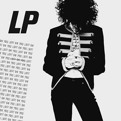 Lost On You - LP