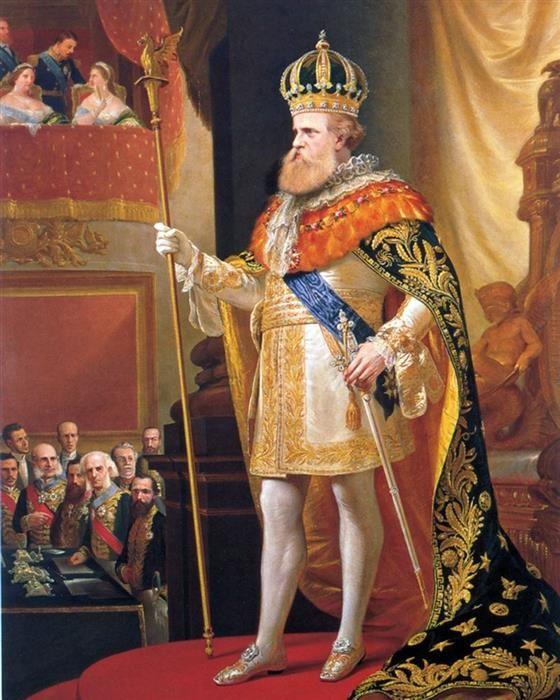 Dois dias após o golpe militar que resultou – por acaso – na Proclamação da República do Brasil, o rei Dom Pedro II e sua família foram banidos do paí