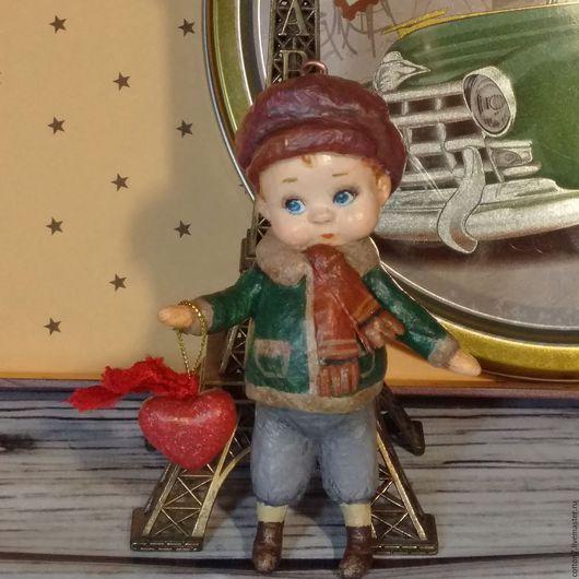 """Коллекционные куклы ручной работы. Ярмарка Мастеров - ручная работа. Купить ватная игрушка """" Дела сердешные..."""". Handmade."""