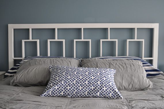 west elm s window headboard knock off tutorial diy headboards