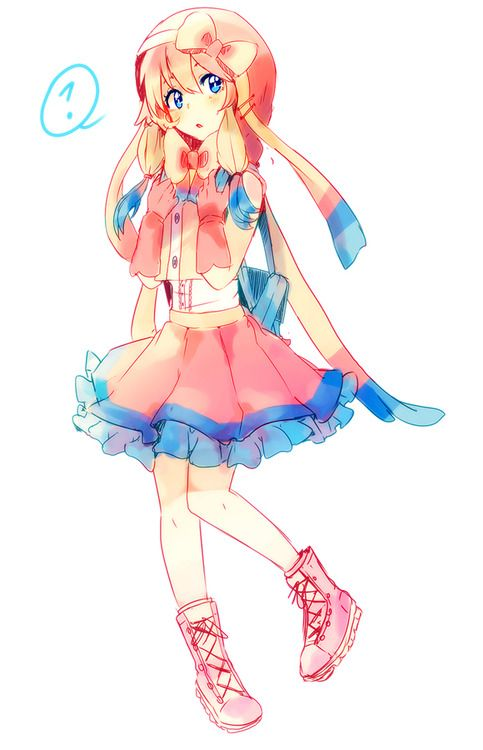 78 best Sylveon images on Pinterest