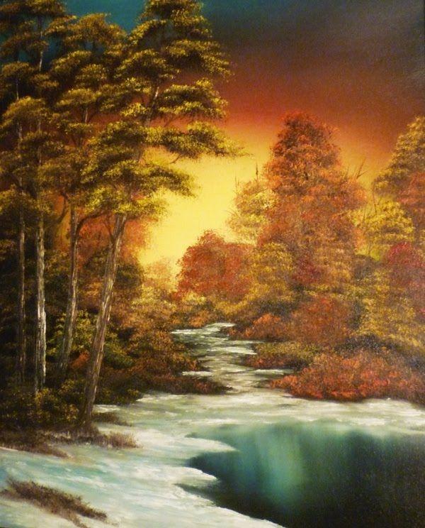 Don Belik-Bob Ross® Painting Classes
