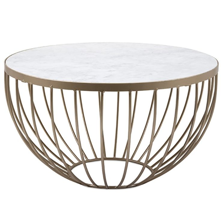 Marble Top Coffee Table   Furniture