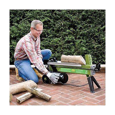 5 Ton Electric Log Splitter