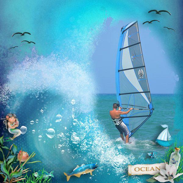 La baie des sirenes by MLDesign