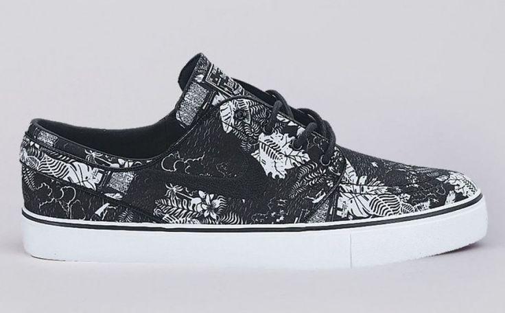 "Nike SB Zoom Stefan Janoski ""Flora"""