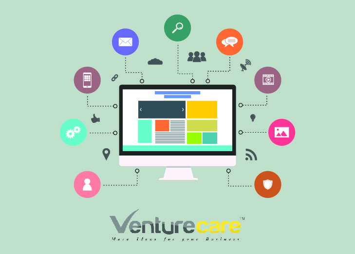 Venture Care Is A Top Web Designing Development Company In Pune India We Create Your Mos Web Design Services Website Design Services Web Development Design