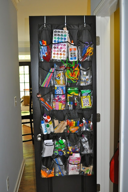 art supply organization, I would have loved this when l was a kid! Still probably would lol