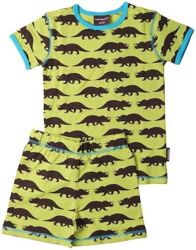 Maxmorra summer pyjamas in dinosaur design £18.99