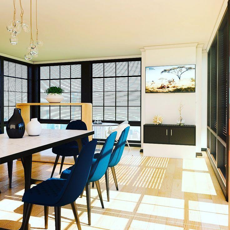 Modern Dining - https://interiordesign.io/modern-dining/