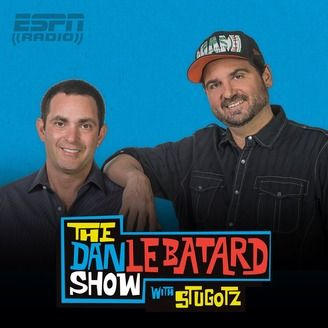 The Dan Le Batard with Stugotz ESPN Radio/ESPNU