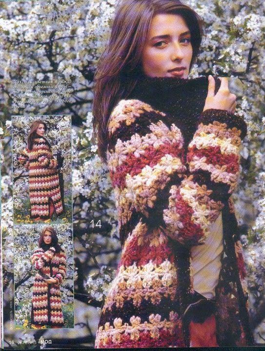 ABRIGOS-JERSEYS - nany.crochet - Álbumes web de Picasa