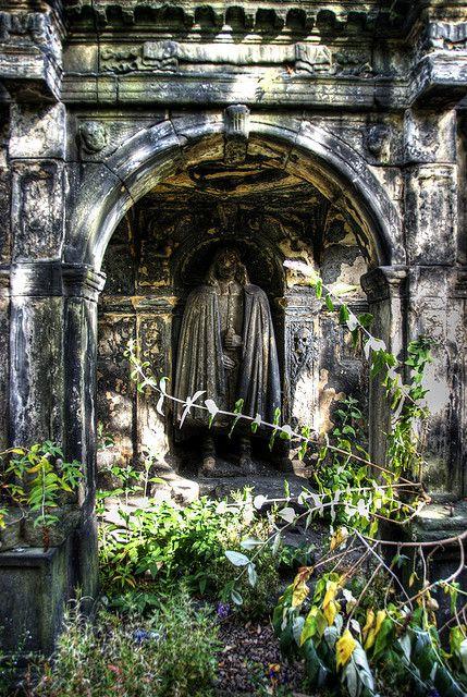Greyfriars Kirkyard is the graveyard surrounding Greyfriars Kirk in Edinburgh, Scotland.