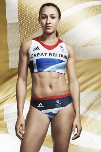 Jessica Ennis of Great Britain