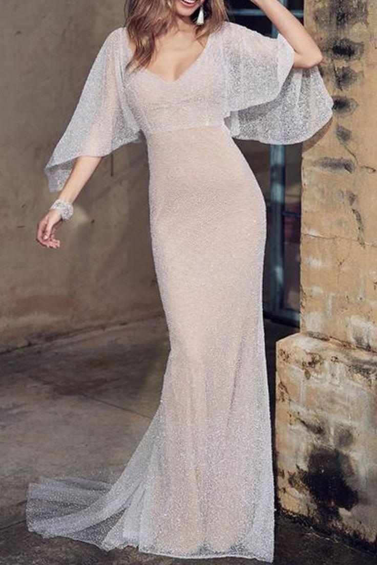 Description ProductName Sleeveless fashion elegant dignified atmospheric eveni…