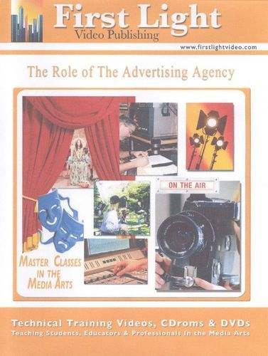 The Role of the Advertising Agency [DVD]