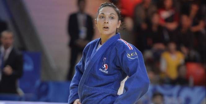 Judo - Grand Slam - Automne Pavia et Hélène Receveaux éliminées au Tournoi de Paris