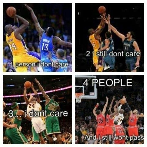 Can't fuck with Kobe