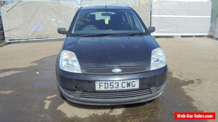 2003 Ford Fiesta 1.4 Petrol Manual 5 Door spares or repairs #ford #fiesta #forsale #unitedkingdom