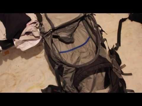 О рюкзаках, что использовал Абвгат. Выбор рюкзака для похода. Пеший туризм.