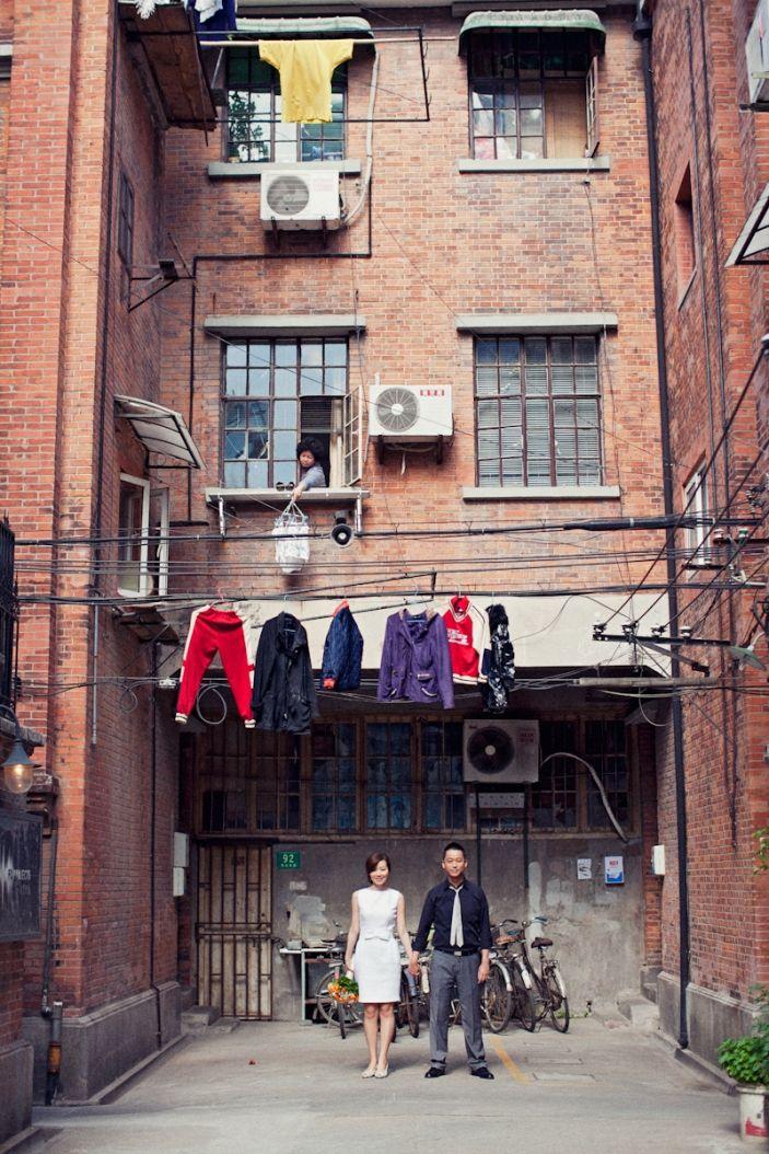 PreWedding Photos Shanghai. Maggie & Carl | Berlin | Europe | Destination Wedding Photographer Chris Spira | Creative Wedding Documentary and Portrait Photography