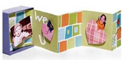 A beautiful memory keeper for mom on Women's Day  #reuse #Paper  http://www.womansday.com/home/craft-ideas/memory-keeper-68752