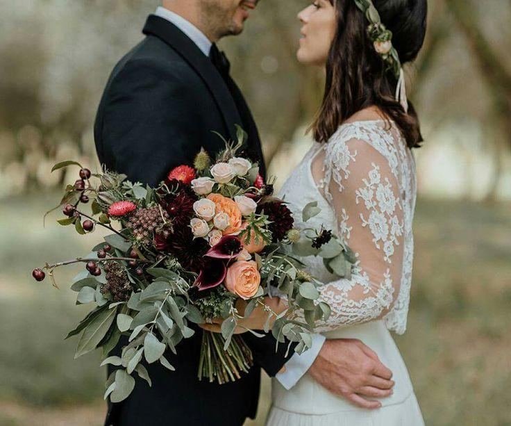 Real bride Krystal  Hair by @locohairnz  MU @missymu_nz  Flowers @magdalen.hill.florals  Photography @nataliemcnally  Dress @ruedeseinebridal Location hawkesbay nz