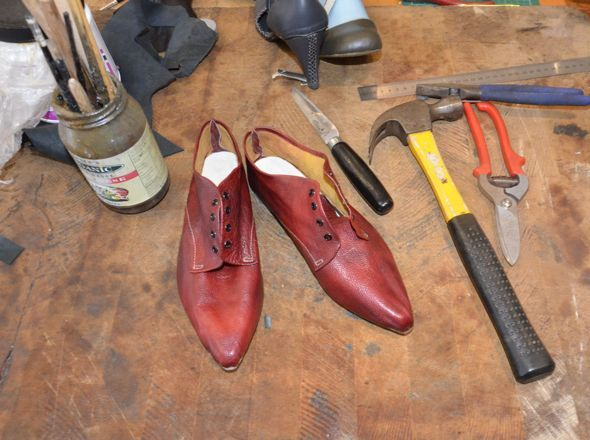 Anna Timou Bespoke Footwear And Repair   Melbourne   The Thousands