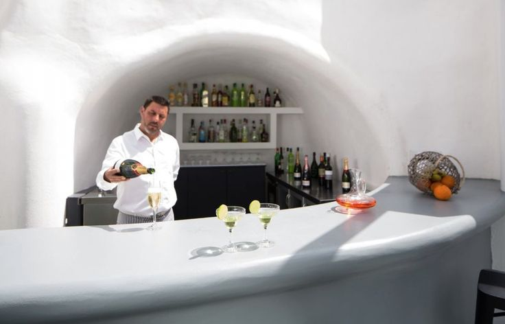 Ambassador | Aegean Luxury Hotel & Suites | Santorini | Greece
