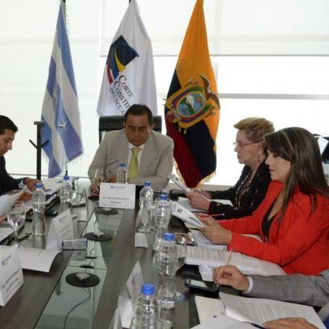 El pleno del organismo se reúne en Guayaquil para decidir, entre otros, el futuro de la reelección.