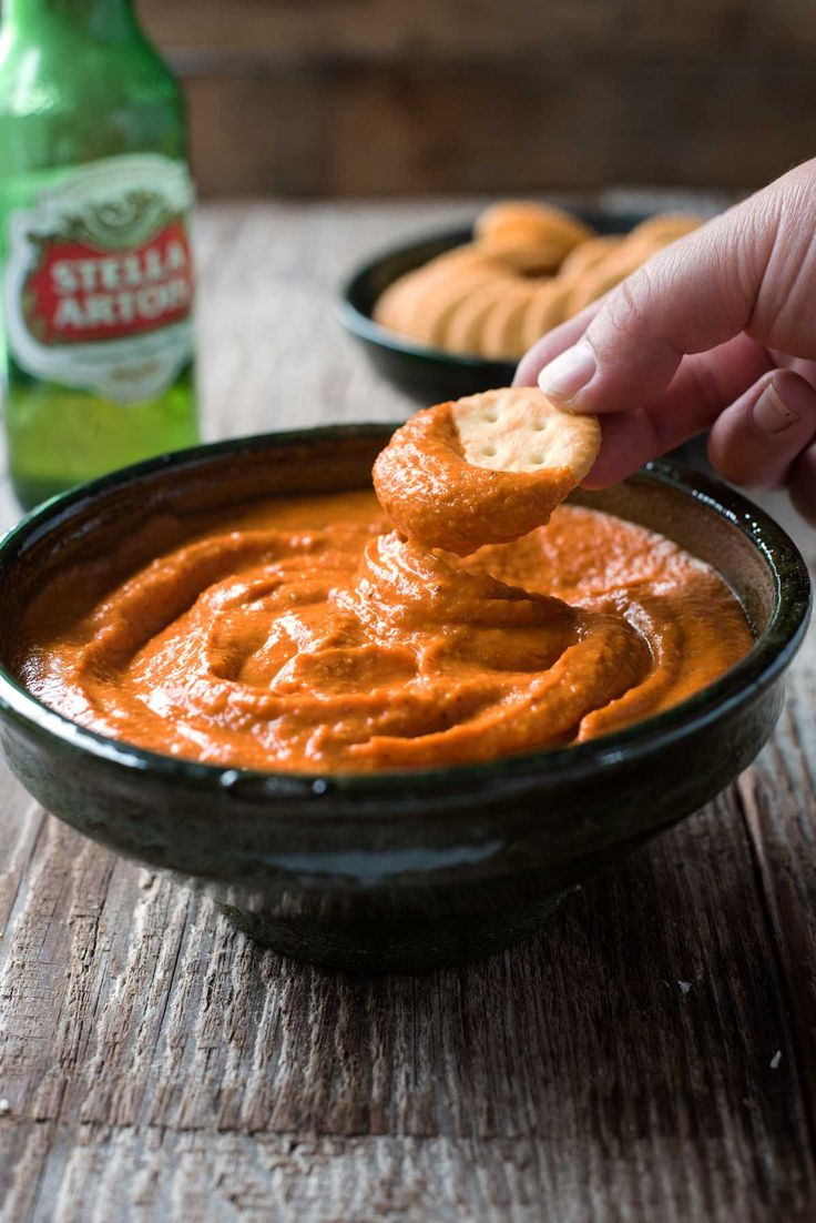Magic Spanish Romesco Sauce - This miracle sauce is simple to make and fabulous to use as a dip, sauce, spread, pesto, as a marinade or even to flavour and thicken soups!