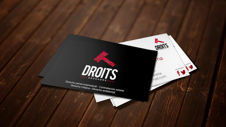 Imagen corporativa Cliente : Droits