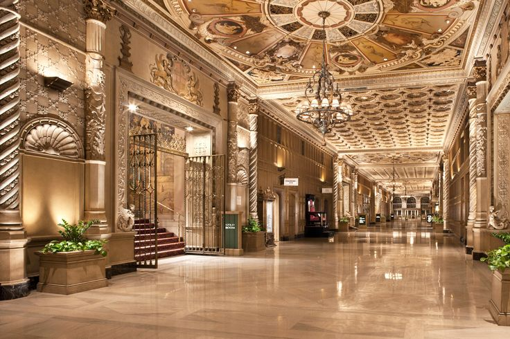 Millennium Biltmore Hotel  is one of our picks for hotels you must stay at in Los Angeles. See other California travel stops now.