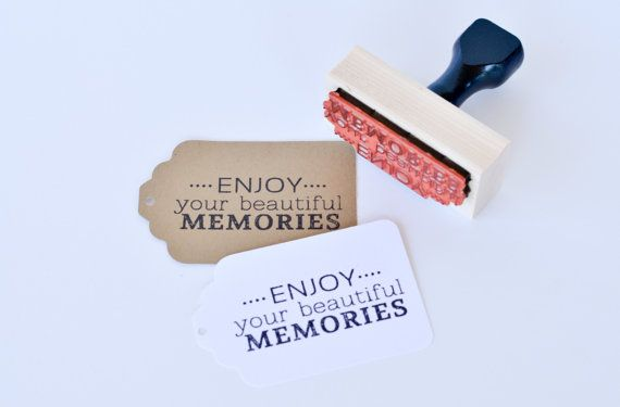 Photographers Rubber Stamp - Photographer Packaging - Photography Branding - Photography Marketing - Stamps For Photographers