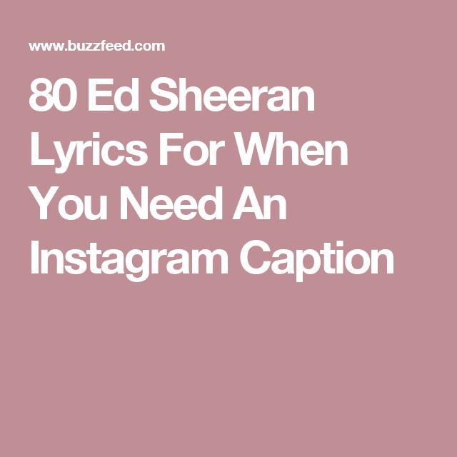 Best 25+ Lyrics for captions ideas on Pinterest | Inspirational ...